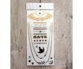 Metallic Tattoo Sets 10 x 21 cm tattoo voorbeeld Gouden Tattoos Set 4 (10x21 cm)