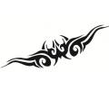 Tribals tattoo voorbeeld Tribal 6