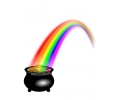 Overige tattoo voorbeeld Regenboog