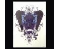 XL Tattoos Kleur tattoo voorbeeld Symbolen 126 Gevleugelde Leeuw