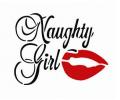 Overige tattoo voorbeeld Naughty girl