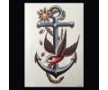 XL Tattoos Kleur tattoo voorbeeld Symbolen 169