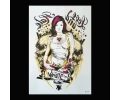 XL Tattoos Kleur tattoo voorbeeld Vrouw 199