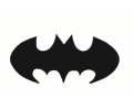 Hollywood tattoo voorbeeld Batman