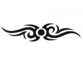 Tribals tattoo voorbeeld Tribal 5