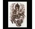 XL Tattoos Kleur tattoo voorbeeld Boosaardig 225