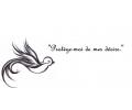 Spreuken / Poëzie tattoo voorbeeld Verlangen