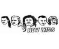 Hollywood tattoo voorbeeld New Kids groot