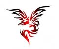 Overige dieren tattoo voorbeeld Vogeltribal 5-8