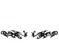 Tribals tattoo voorbeeld Tribal 1