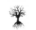 Bomen tattoo voorbeeld Boom 2