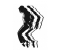 Muziek tattoo voorbeeld Michael Jackson 2