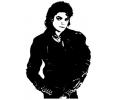 Muziek tattoo voorbeeld Michael Jackson 5