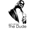 Hollywood tattoo voorbeeld The Dude (The Big Lebowski)