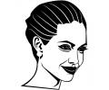 Hollywood tattoo voorbeeld Angelina Jolie