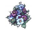 Bloemen tattoo voorbeeld Bloemen 4
