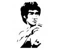 Hollywood tattoo voorbeeld Bruce Lee 4