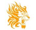 Nederlands Elftal tattoo voorbeeld Brullende Leeuw Oranje