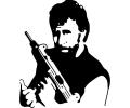 Hollywood tattoo voorbeeld Chuck 1