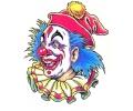Evil Clowns tattoo voorbeeld Clown 9