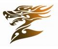 Draken tattoo voorbeeld Draak 109