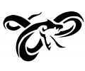Draken tattoo voorbeeld Draak 30
