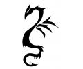 Draken tattoo voorbeeld Draak 39