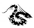 Draken tattoo voorbeeld Draak 43