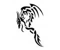 Draken tattoo voorbeeld Draak 64