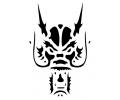Draken tattoo voorbeeld Draak 67
