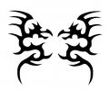Draken tattoo voorbeeld Draak 73