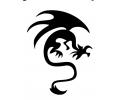 Draken tattoo voorbeeld Draak 87