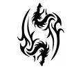 Draken tattoo voorbeeld Draak 88