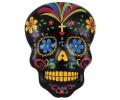 Day of the Dead Skulls tattoo voorbeeld Day of the Dead Skull 10