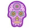 Day of the Dead Skulls tattoo voorbeeld Day of the Dead Skull 11