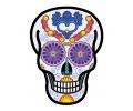 Day of the Dead Skulls tattoo voorbeeld Day of the Dead Skull 13