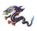 Draken tattoo voorbeeld Draak 11