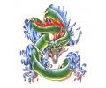 Draken tattoo voorbeeld Draak 16