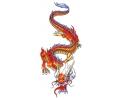 Draken tattoo voorbeeld Draak 5