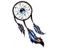 Dreamcatchers / Dromenvangers tattoo voorbeeld Dreamcatcher 4