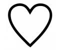 Pols Tattoo - Hartjes tattoo voorbeeld Eenvoudig Hartje