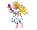 Engelen tattoo voorbeeld Engel 2