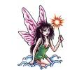 Feeën / Elfen tattoo voorbeeld Fee 4