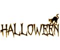 Halloween tattoo voorbeeld Halloween met Kat