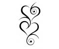 Pols Tattoo - Hartjes tattoo voorbeeld Hartjes 2