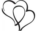 Pols Tattoo - Hartjes tattoo voorbeeld Hartjes 3
