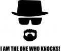 Hollywood tattoo voorbeeld Heisenberg 2