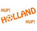 Nederlands Elftal tattoo voorbeeld Hup Holland Hup 2