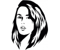 Muziek tattoo voorbeeld Katy Perry