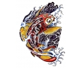 Koi Karpers tattoo voorbeeld Koi 2